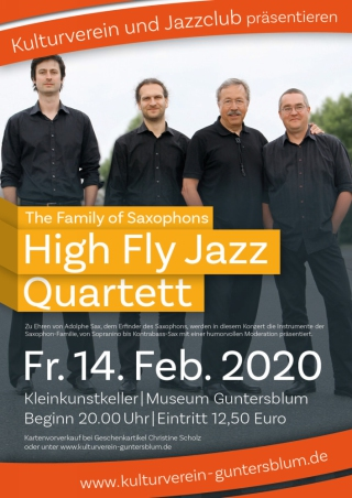 Plakat_High_Fly_Jazz_Quartett